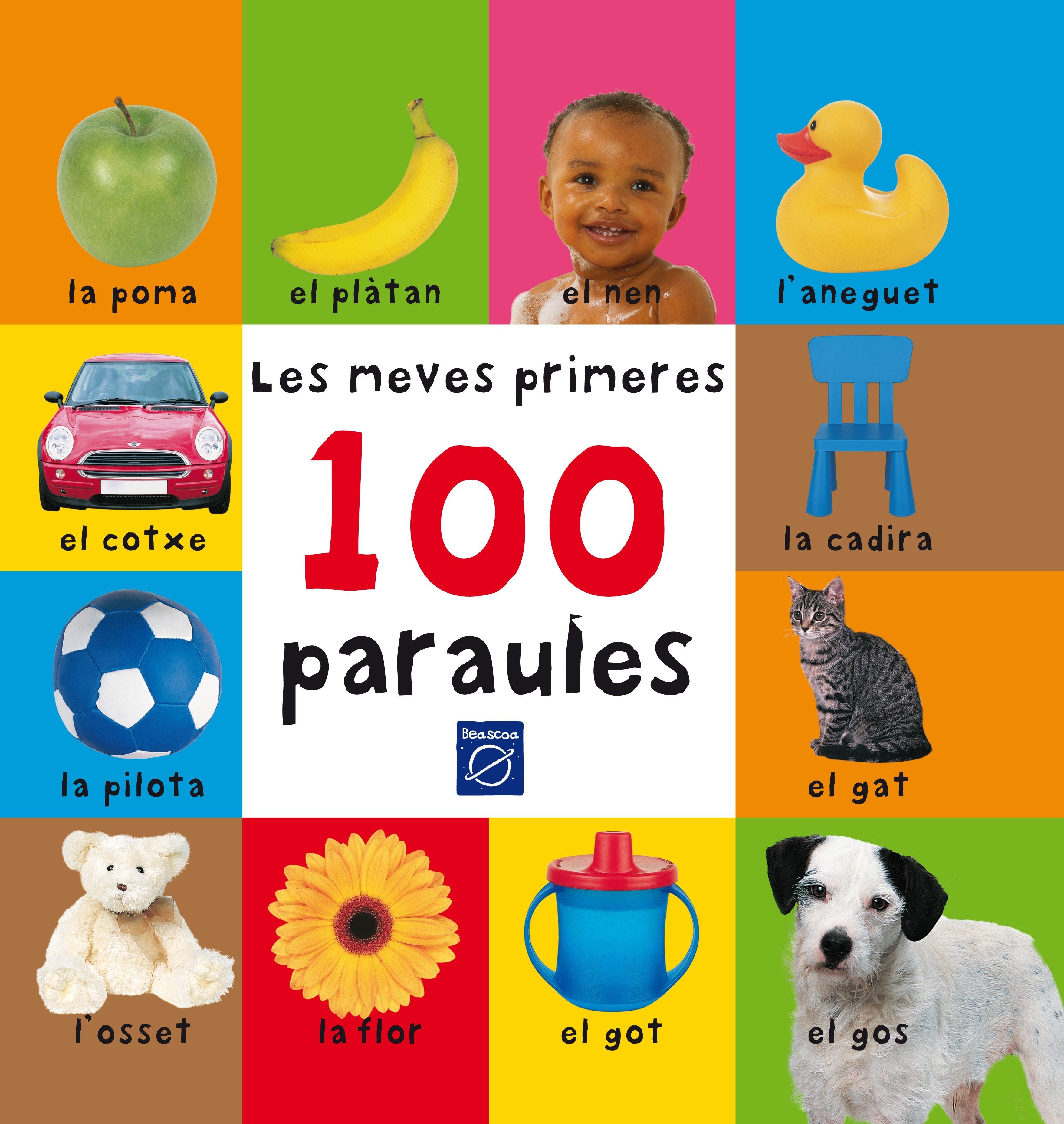 Les Meves Primeres 100 Paraules por Vv.aa. epub
