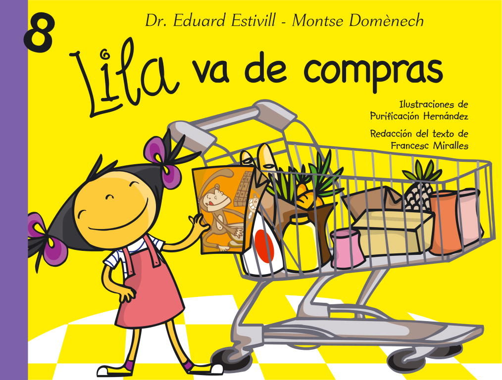 Lila Va De Compras por Eduard Estivill;                                                                                    Montserrat Domenech epub