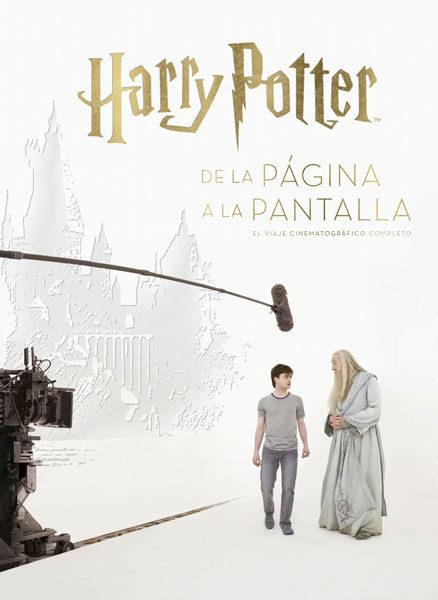 harry potter: de la pagina a la pantalla: el viaje cinematografico completo-bob mccabe-9788467933352