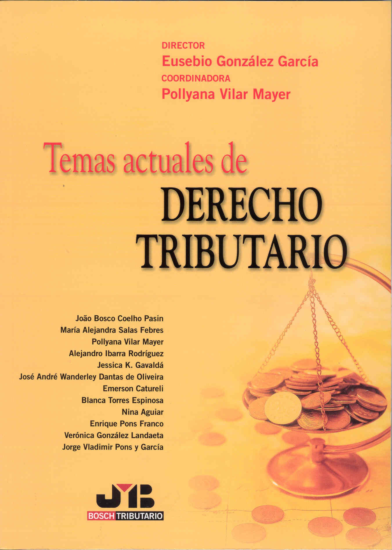 Temas Actuales De Derecho Tributario por Eusebio Gonzalez Garcia Gratis