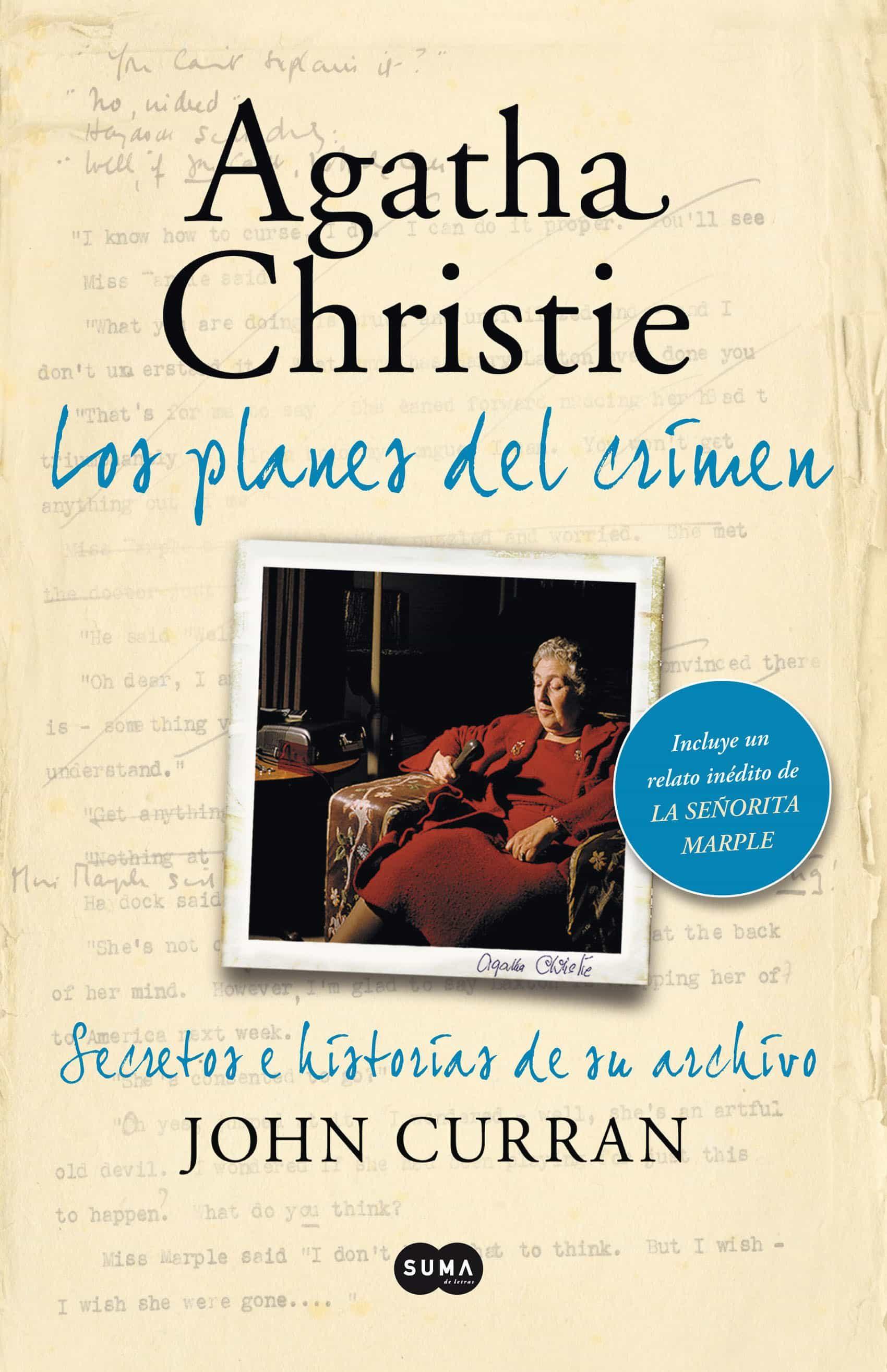 Agatha Christie. Los Planes Del Crimen   por John Curran