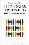 Tipologias Homeopaticas por Carmen Lopez Sales epub
