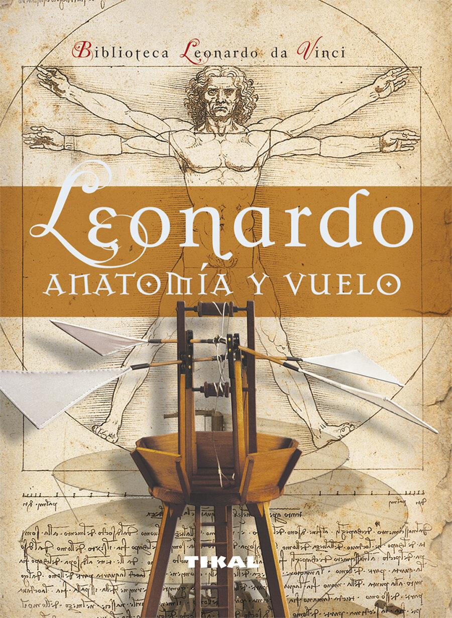 LEONARDO ANATOMIA Y VUELO | VV.AA. | Comprar libro 9788492678952