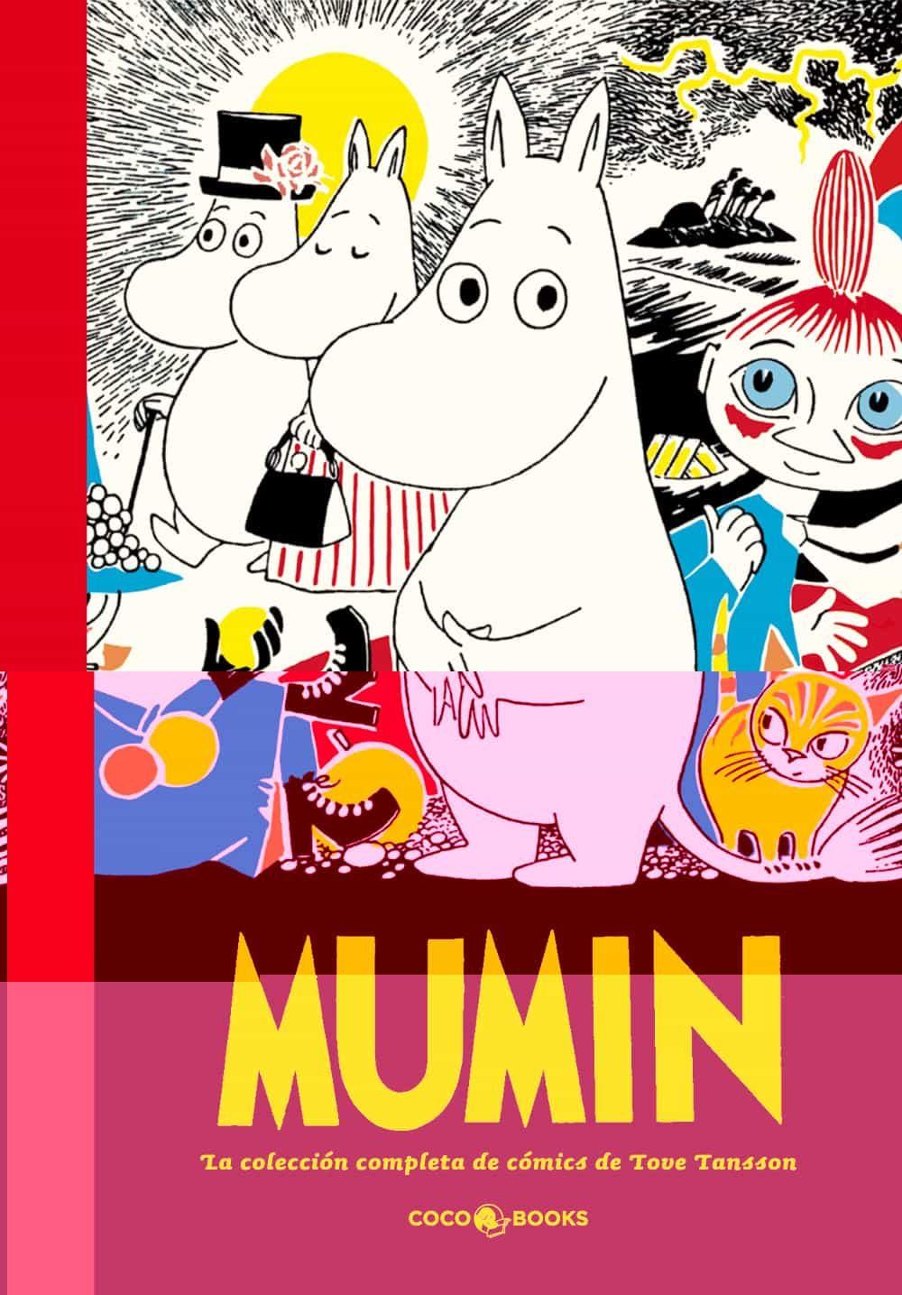 Mumin: La Coleccion Completa De Comics De Tove Jansson (vol. 1) por Tove Jansson