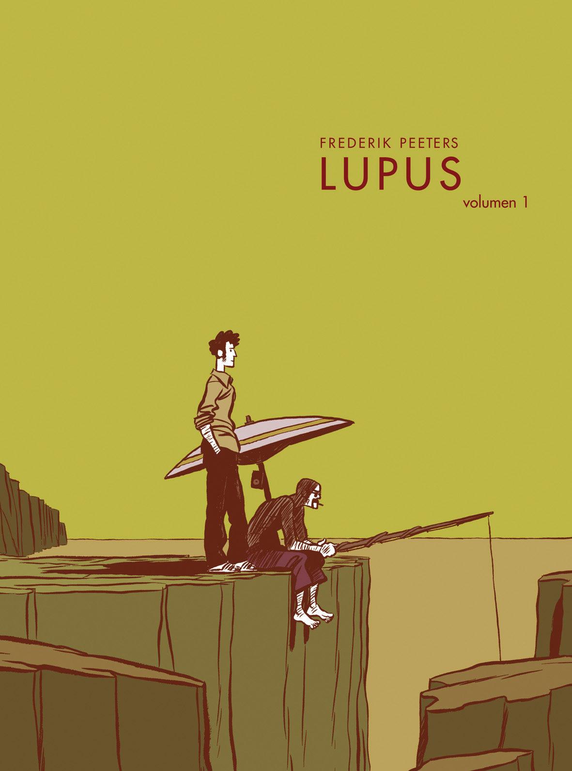 Lupus Nº 1 (2ª Ed.) por Federik Peeters
