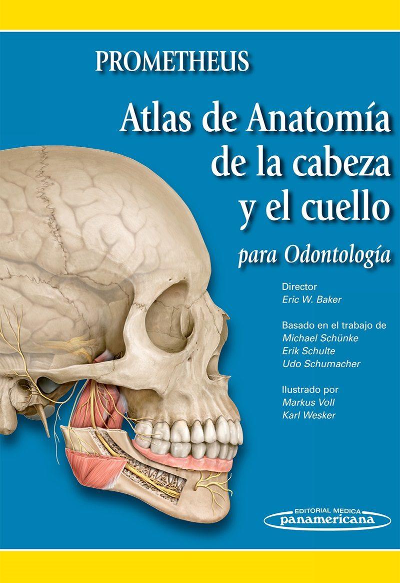 ATLAS DE ANATOMIA DE LA CABEZA Y EL CUELLO PARA ODONTOLOGIA | ERIC W ...