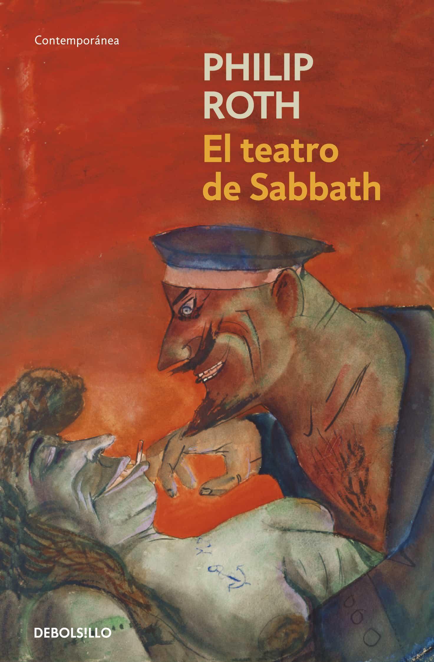 El Teatro De Sabbath (ebook)philip Roth9788499896052
