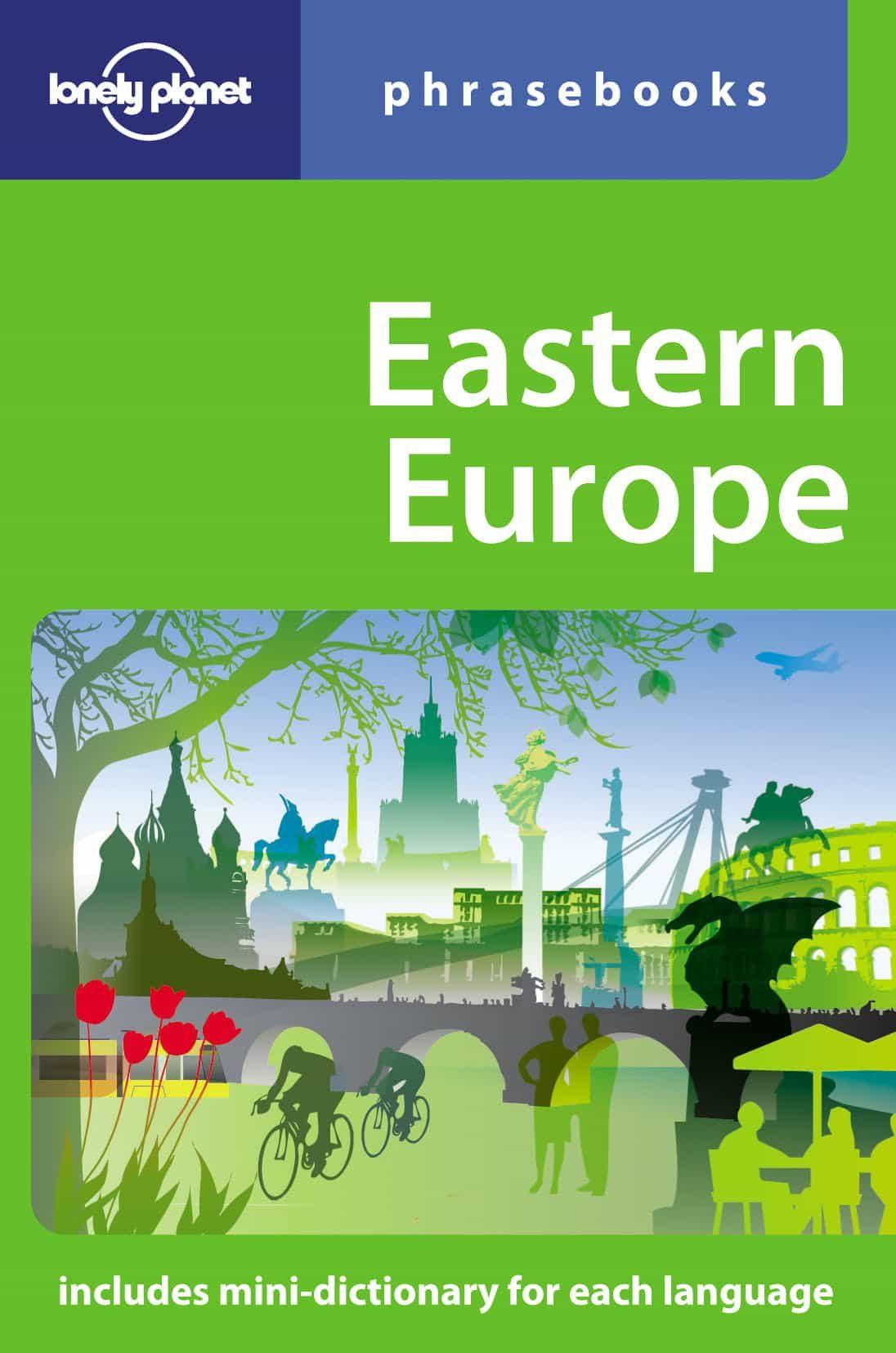 Eastern Europe Phrasebook (lonely Planet) (4th Ed.) por Vv.aa. Gratis