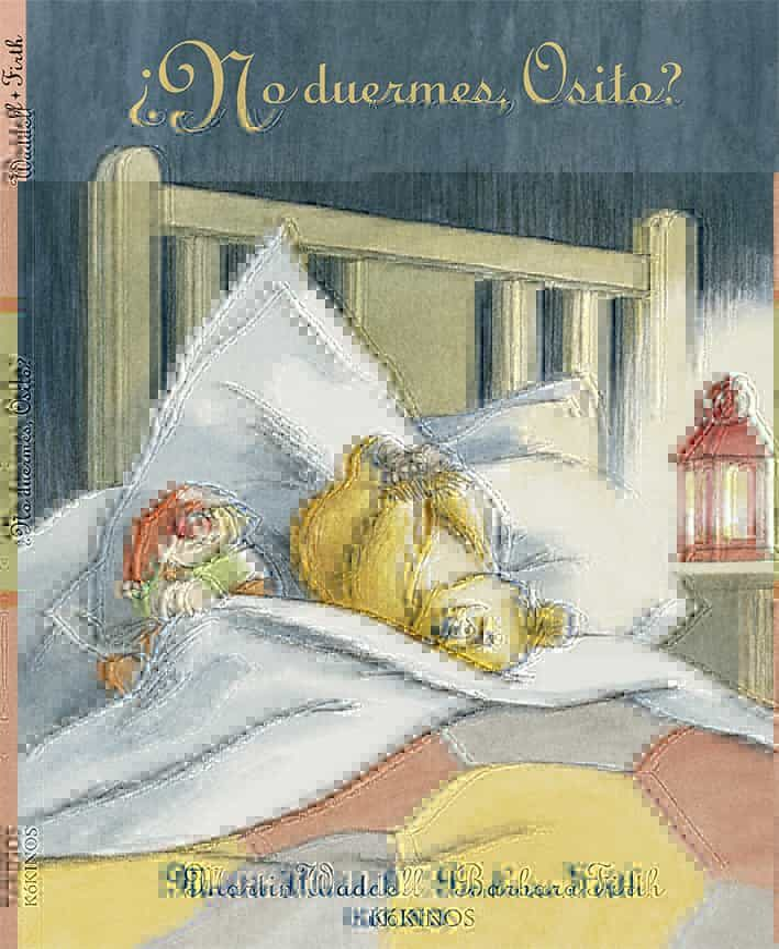 ¿no Duermes, Osito? por Martin Waddell