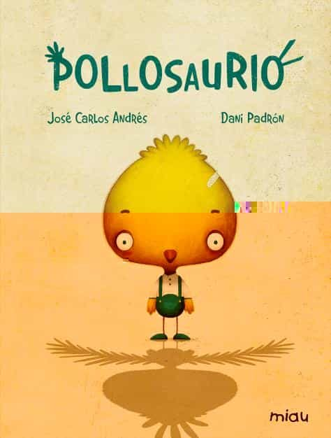 Pollosaurio por Dani Padron