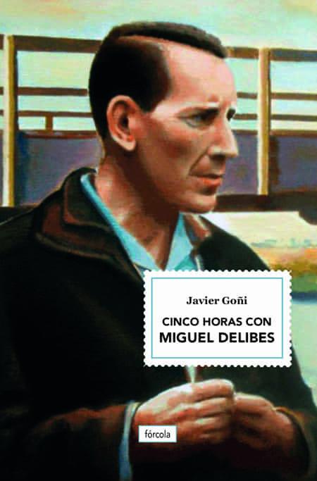 Cinco horas con Miguel Delibes, Javier Goñi
