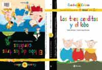 Los Tres Cerditos Y El Lobo; El Lobo De Los Tres Cerditos (cuento S De Colores Nº 1) por Fernando Lalana Gratis