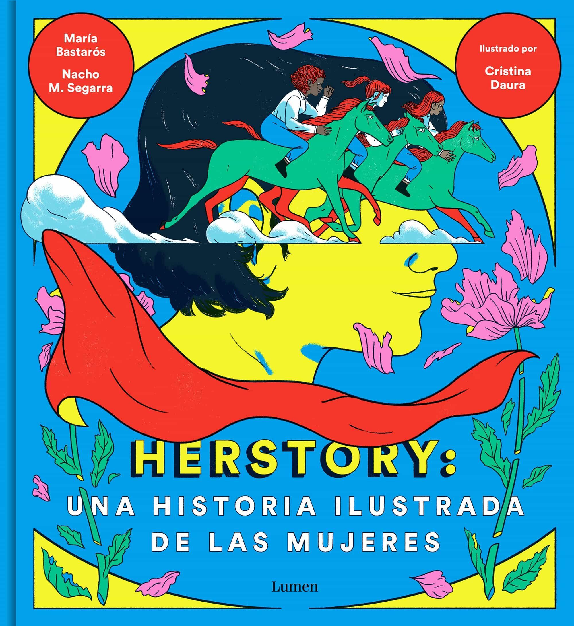 Resultado de imagen de herstory una historia ilustrada de las mujeres