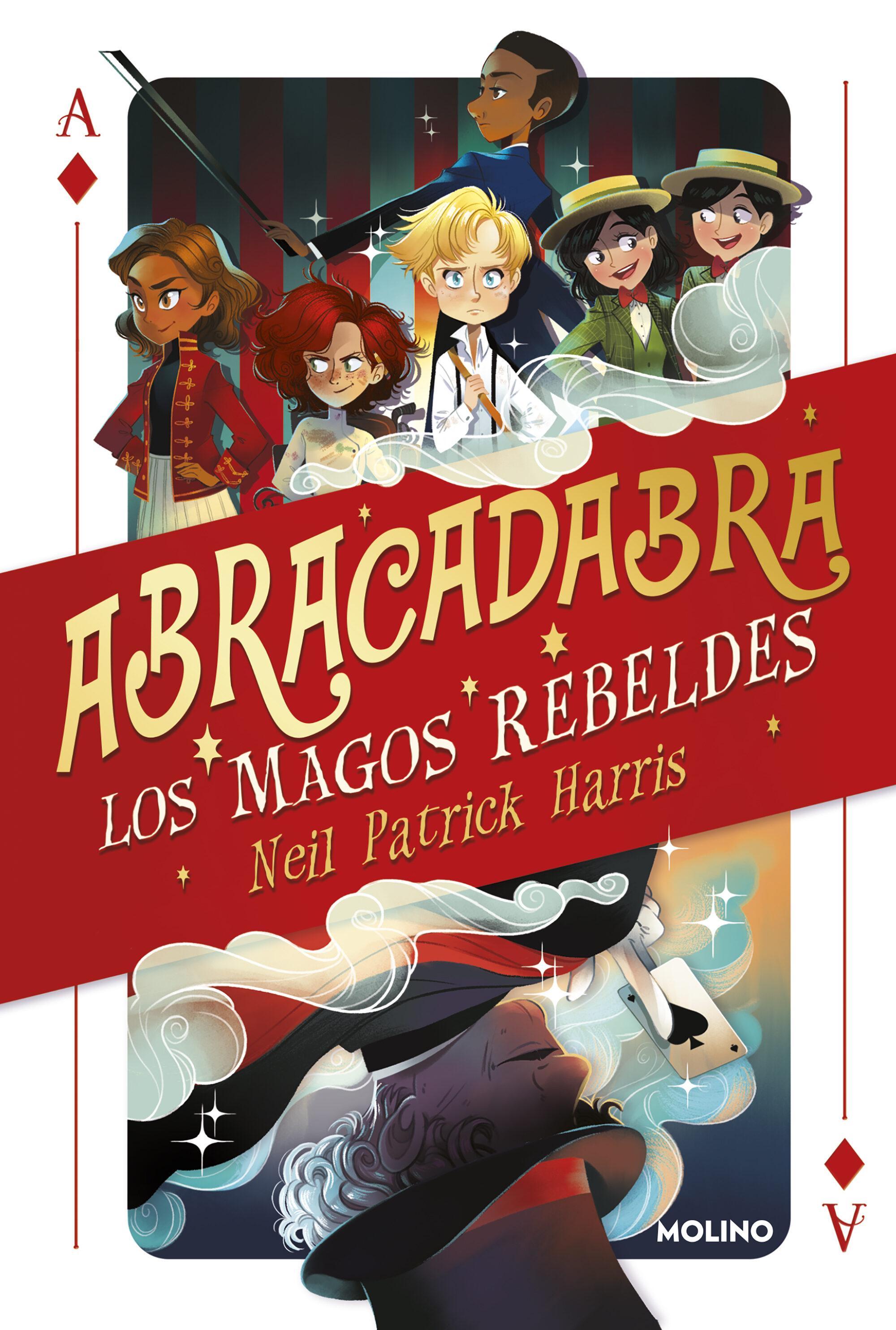 Abracadabra 1: Los Magos Rebeldes por Neil Patrick Harris