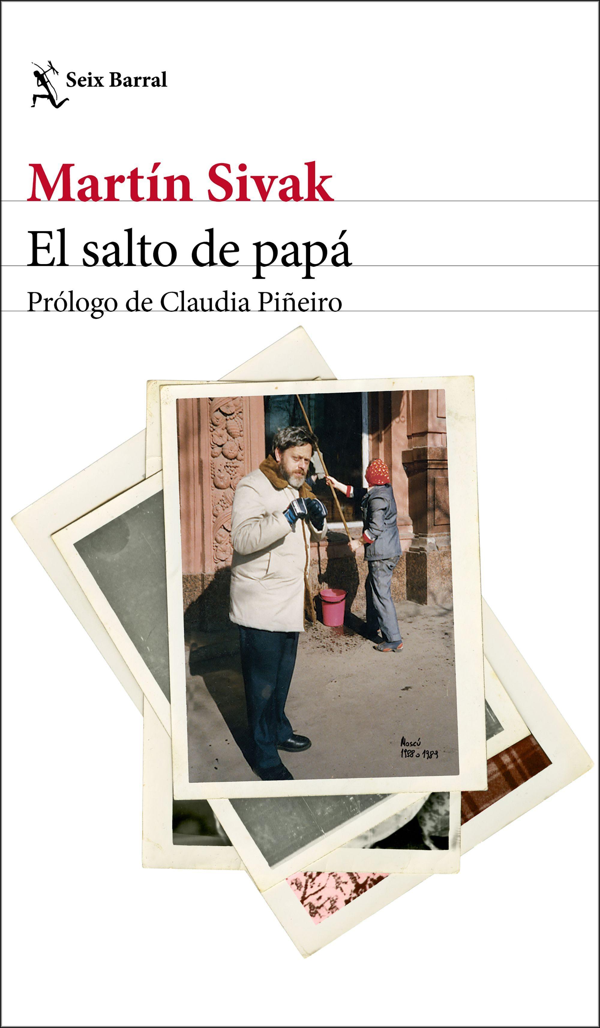 El Salto De Papá   por Martin Sivak