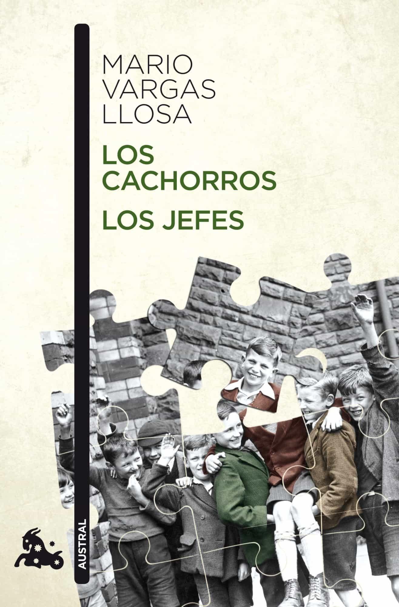 Los Jefesmario Vargas Llosa9788467035162