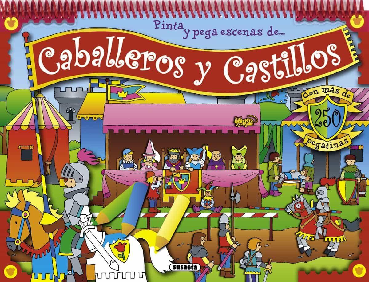 CABALLEROS Y CASTILLOS   JORDI BUSQUETS   Comprar libro 9788467734362