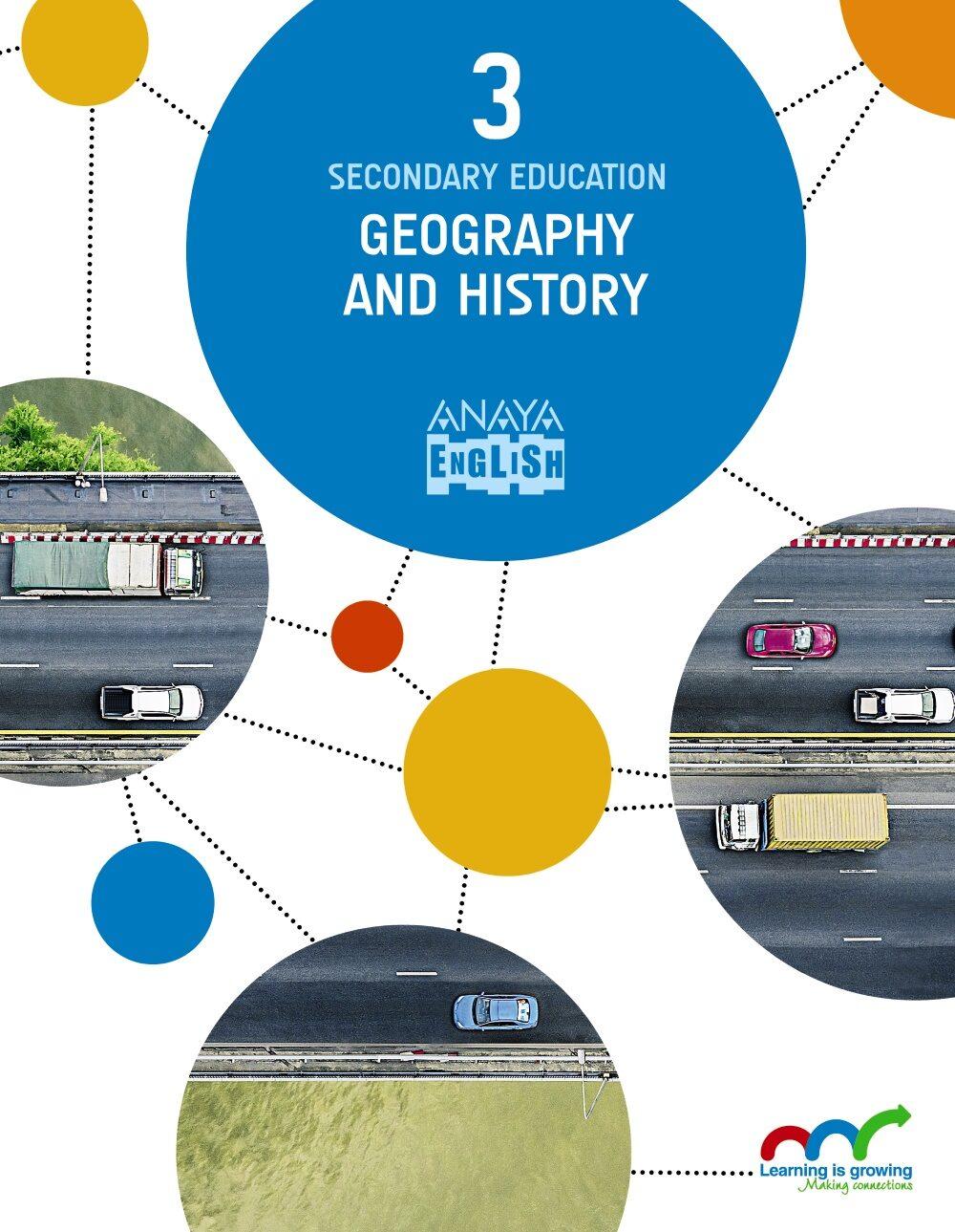 GEOGRAPHY & HISTORY 3º ESO MEC | VV.AA. | Comprar libro