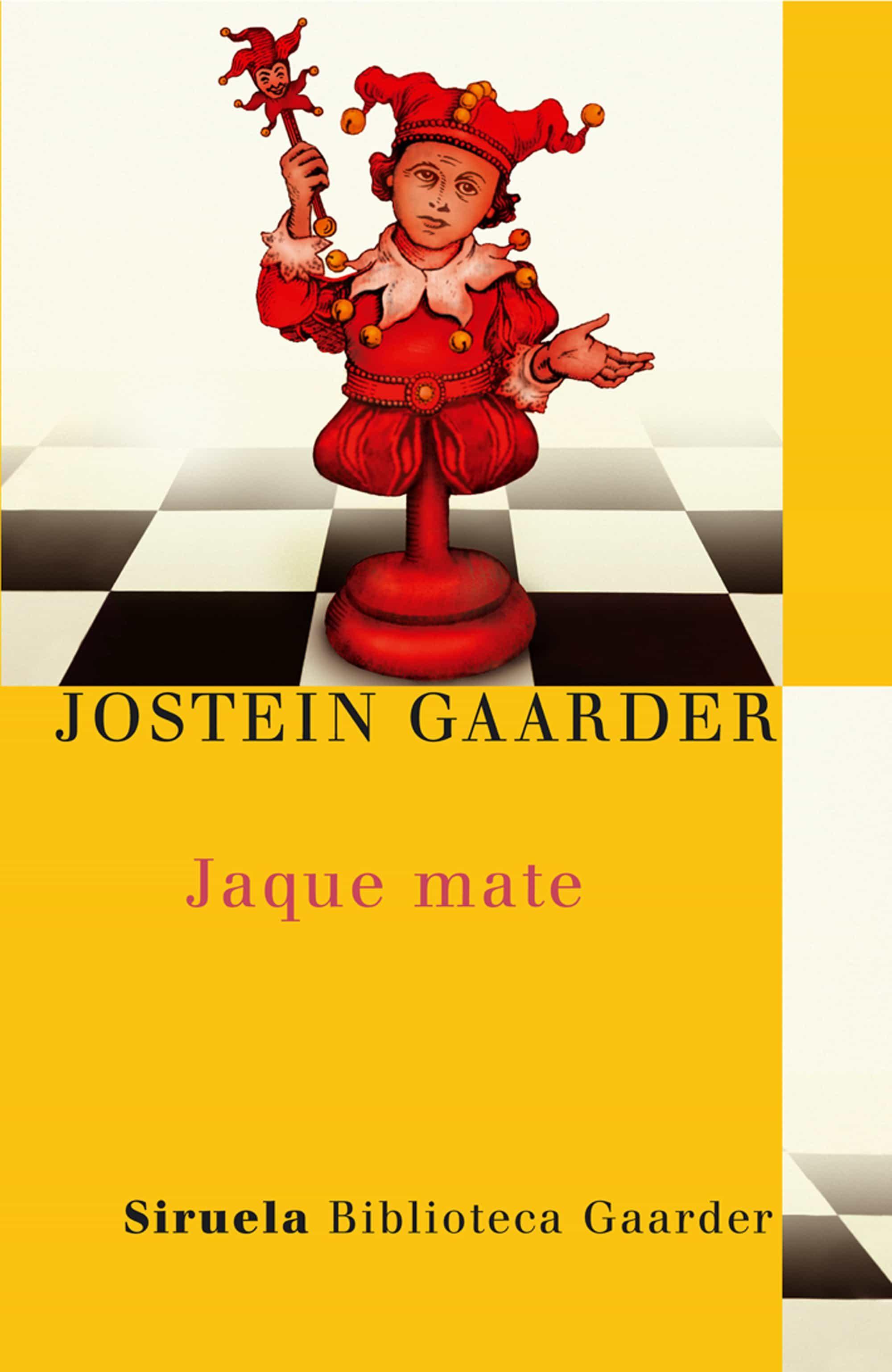 Jaque Mate por Jostein Gaarder epub