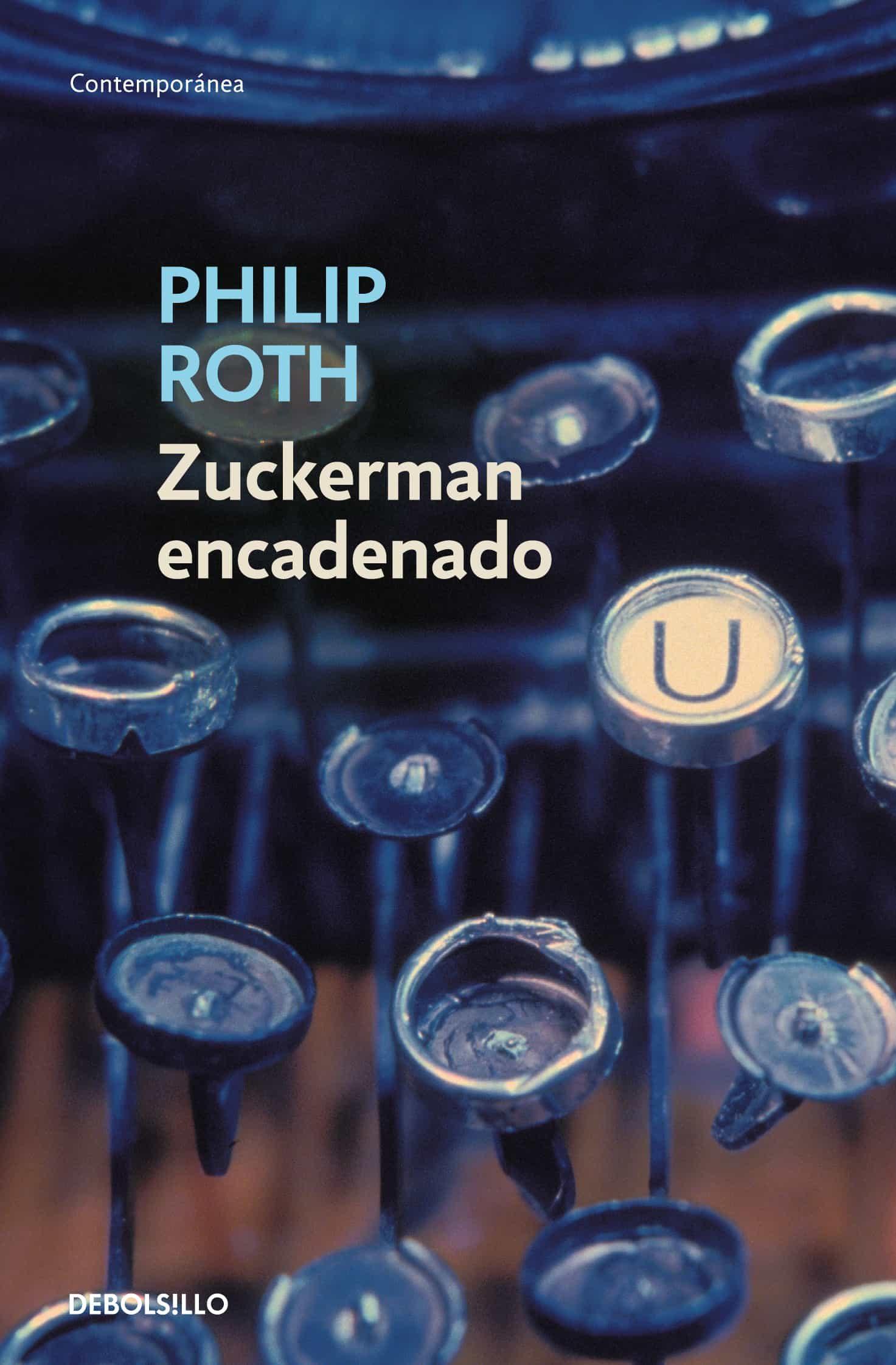 Zuckerman Encadenado (ebook)philip Roth9788490327562