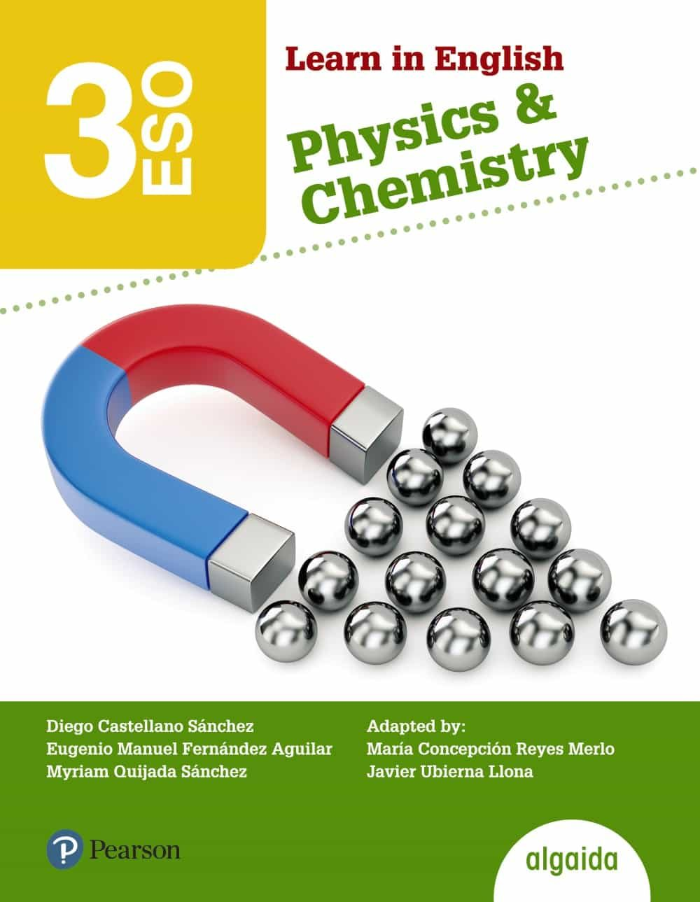 descargar LEARN IN ENGLISH PHYSICS & CHEMISTRY 3º ESO SEGUNDO CICLO ANDALUC IA / CEUTA / MELILLA pdf, ebook