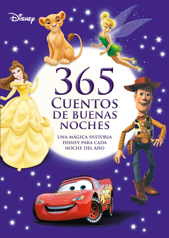 365 Cuentos De Buenas Noches por Walt Disney