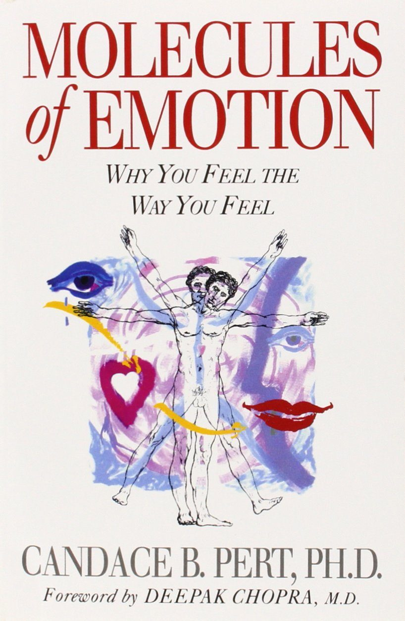 Molecules Of Emotion: How You Feel The Way You Feel por Candace B. Pert;                                                                                                                                                                    