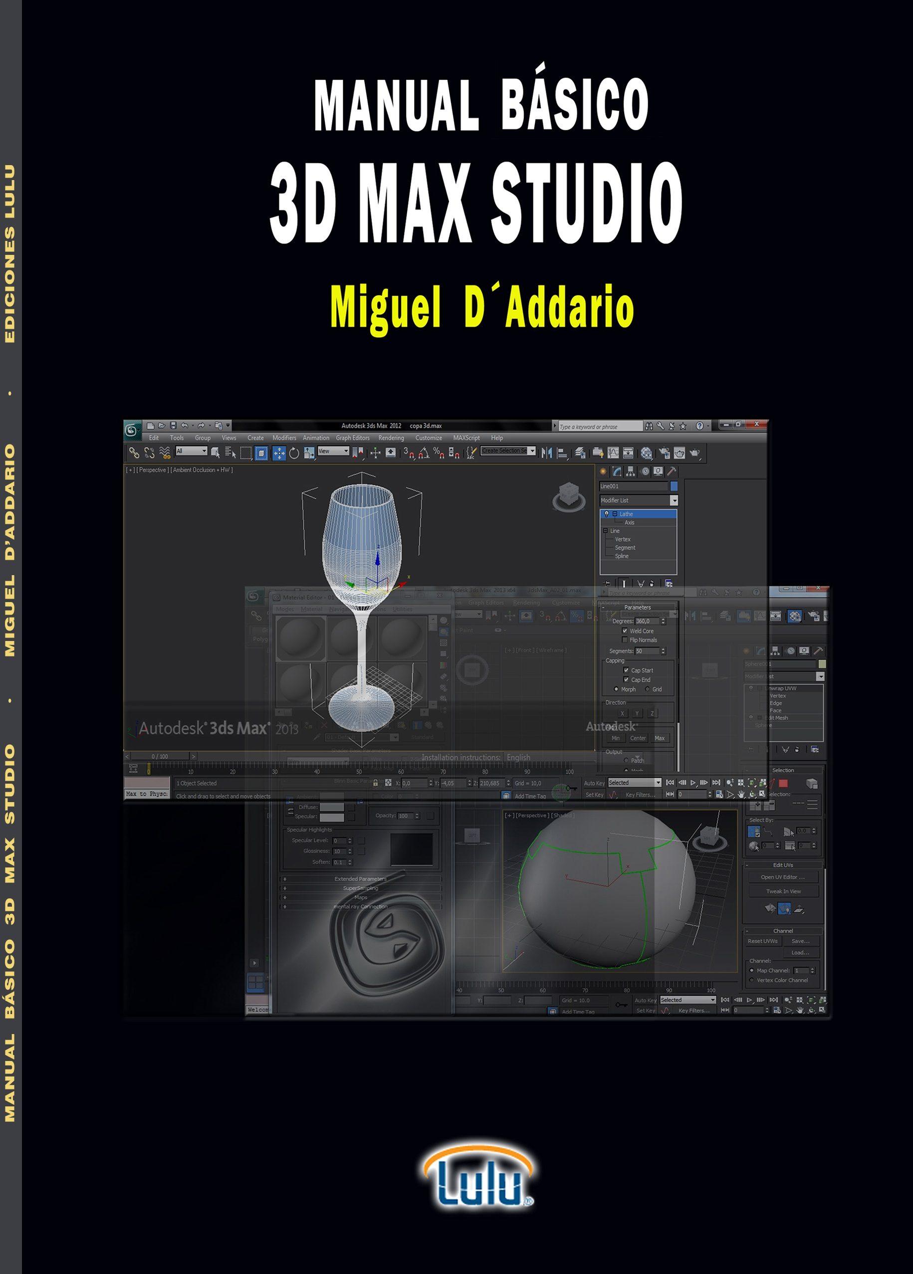 manual de 3d max studio b sico ebook vv aa descargar libro pdf rh casadellibro com manual de 3d max 2015 pdf manual 3d max pdf