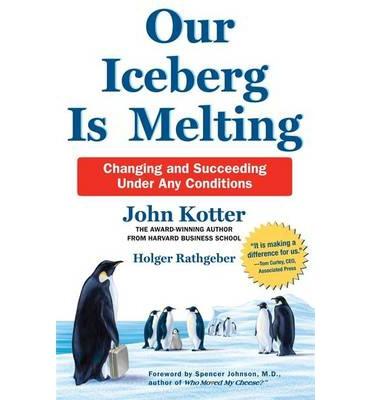 descargar OUR ICEBERG IS MELTING pdf, ebook