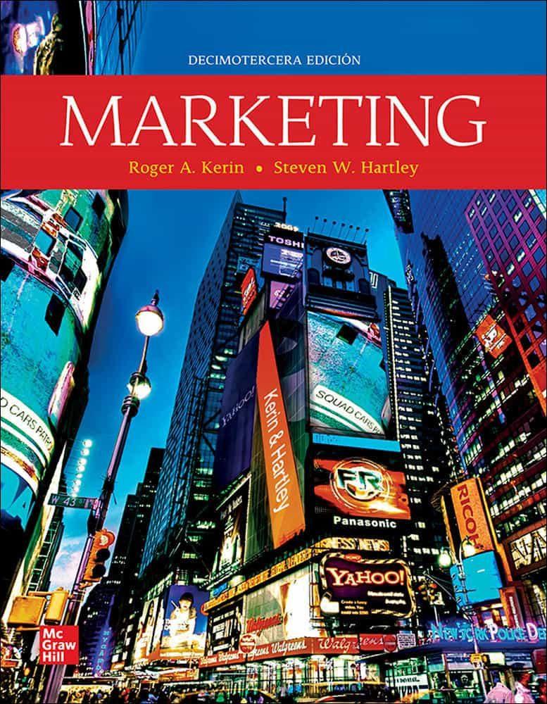 marketing-roger kerin-9781456260972