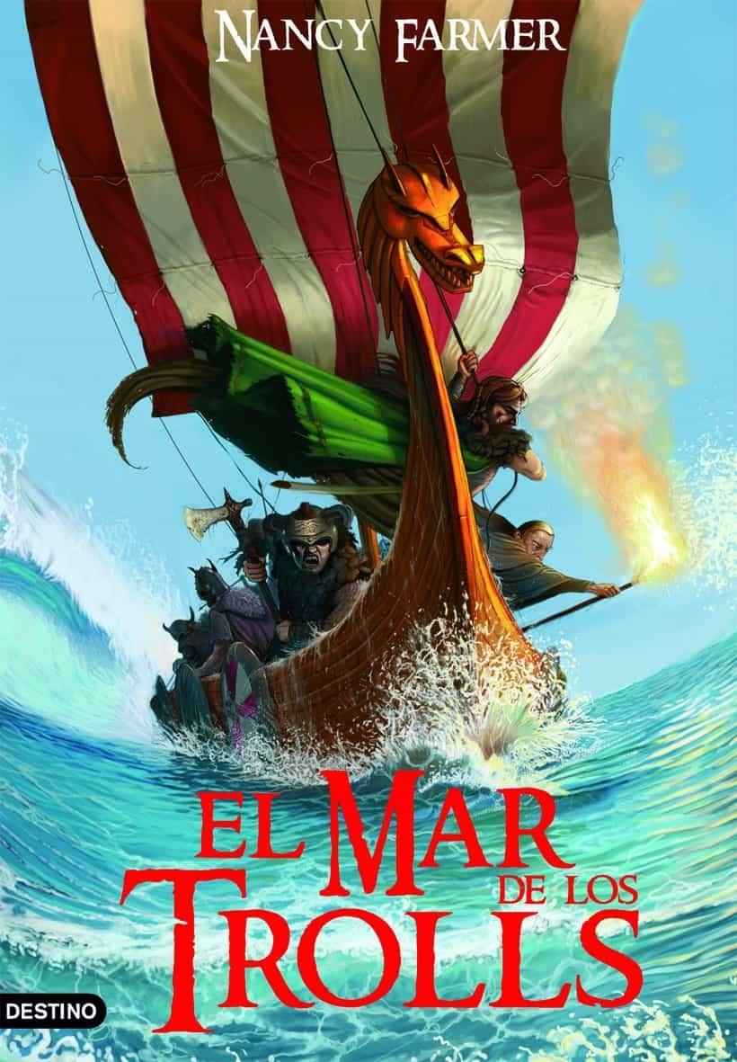 El Mar De Los Trolls por Nancy Farmer epub