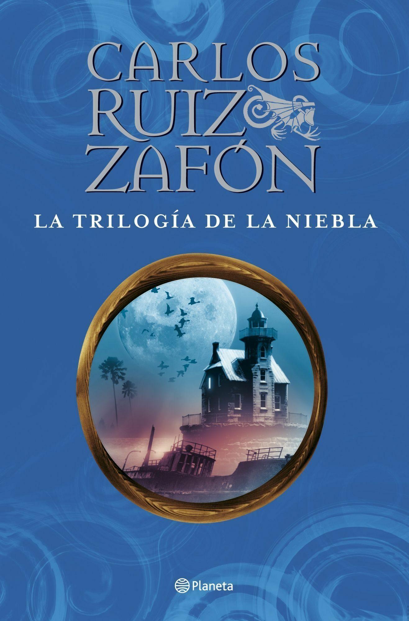 Trilogia De La Niebla por Carlos Ruiz Zafon epub
