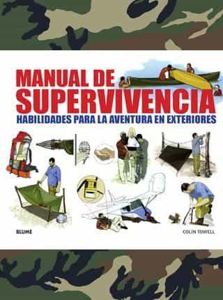 manual de supervivencia-colin towell-9788415317272