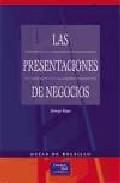 descargar LAS PRESENTACIONES DE NEGOCIOS pdf, ebook