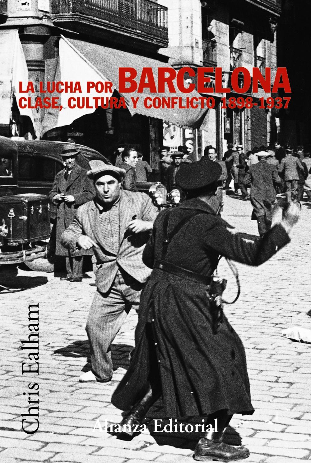 Resultado de imagen de la lucha por barcelona
