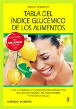 tabla del indice glucemico de los alimentos-marion grillparzer-9788425516672
