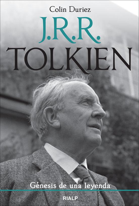 J.r.r. Tolkien por Colin Duriez