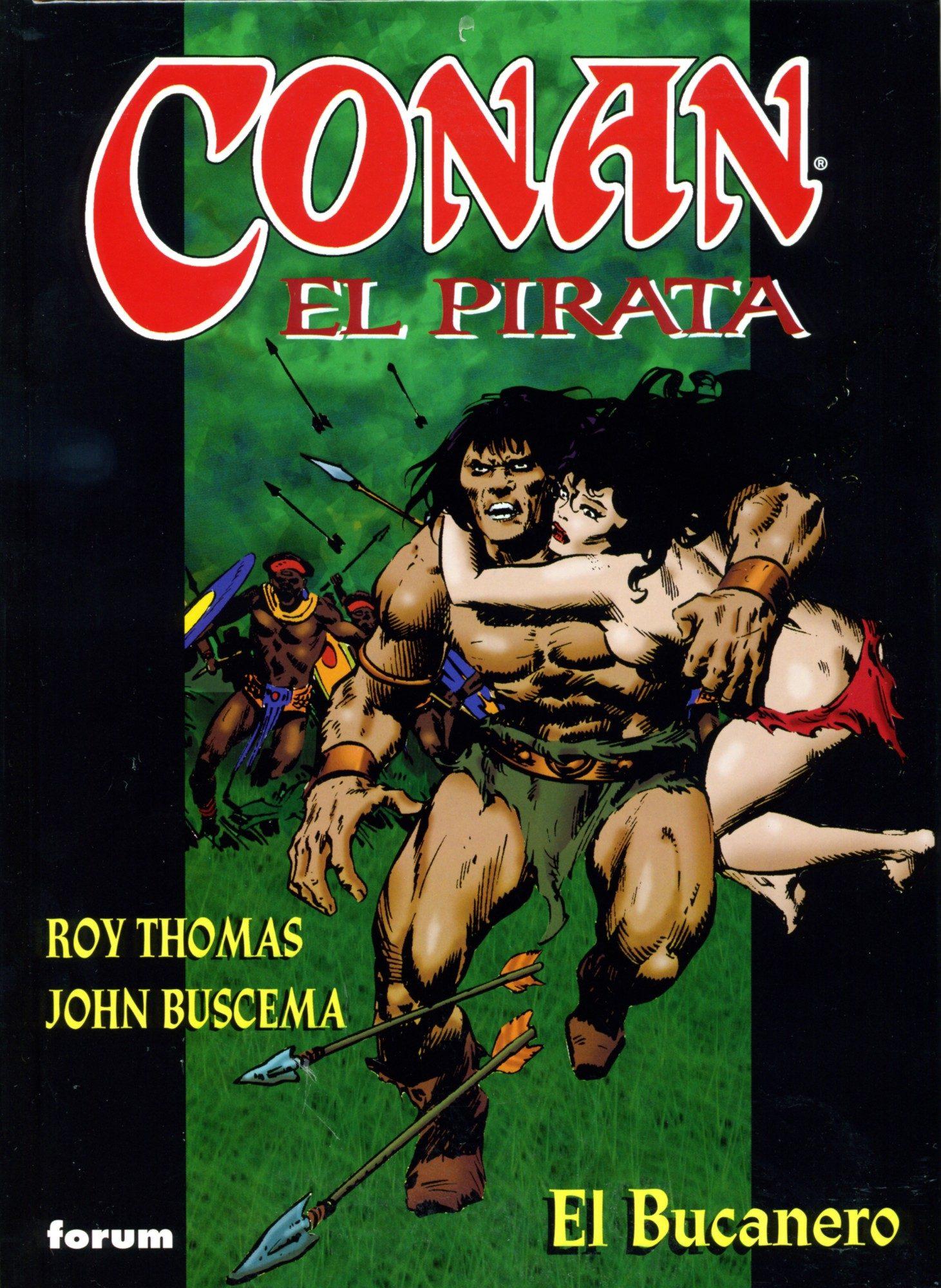 Conan El Pirata Nº 4: El Bucanero por Roy Thomas epub