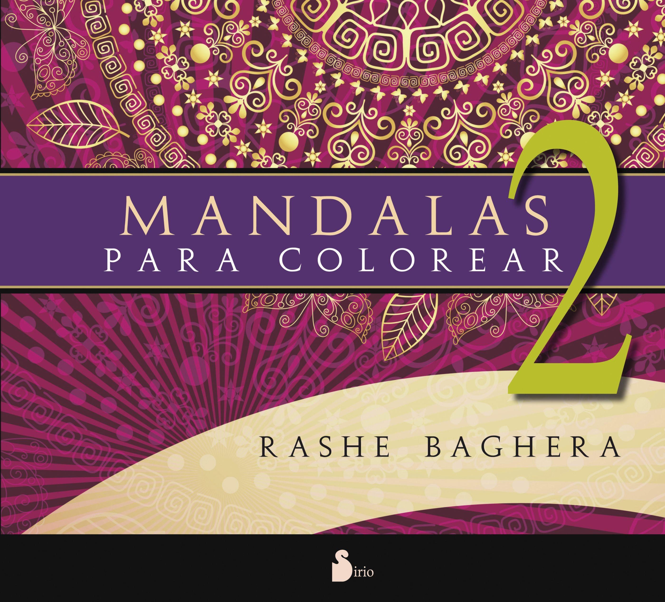 MANDALAS PARA COLOREAR 2 | RASHE BAGHERA | Comprar libro 9788478089772