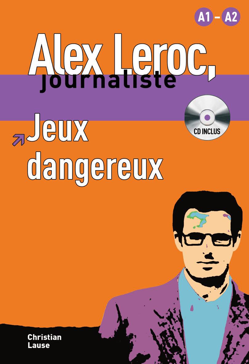 Jeux Dangereux (+cd) A1-a2 por Vv.aa.