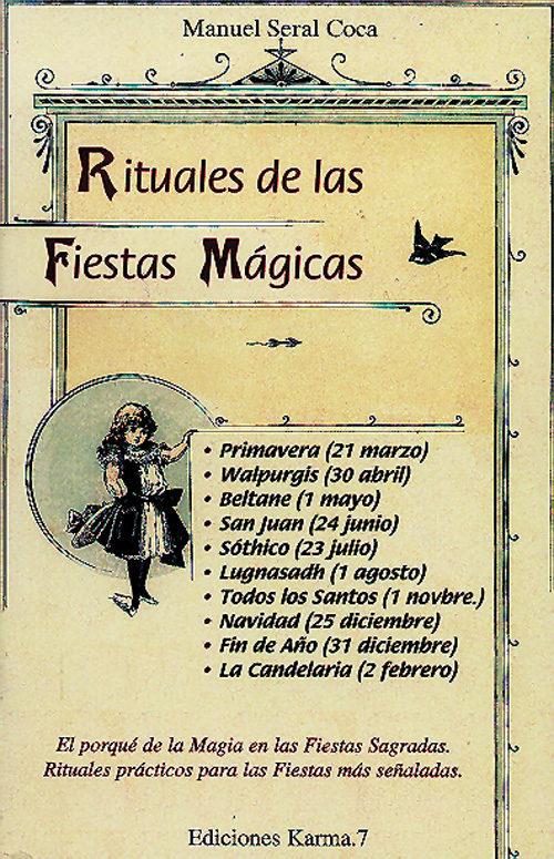 rituales de las fiestas magicas-manuel seral coca-9788488885272