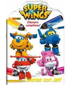 Super Wings: Colorea Con Nosotros - ¡siempre Cumplimos! por Vv.aa. epub