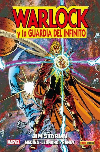 warlock y la guardia del infinito-9788491675372