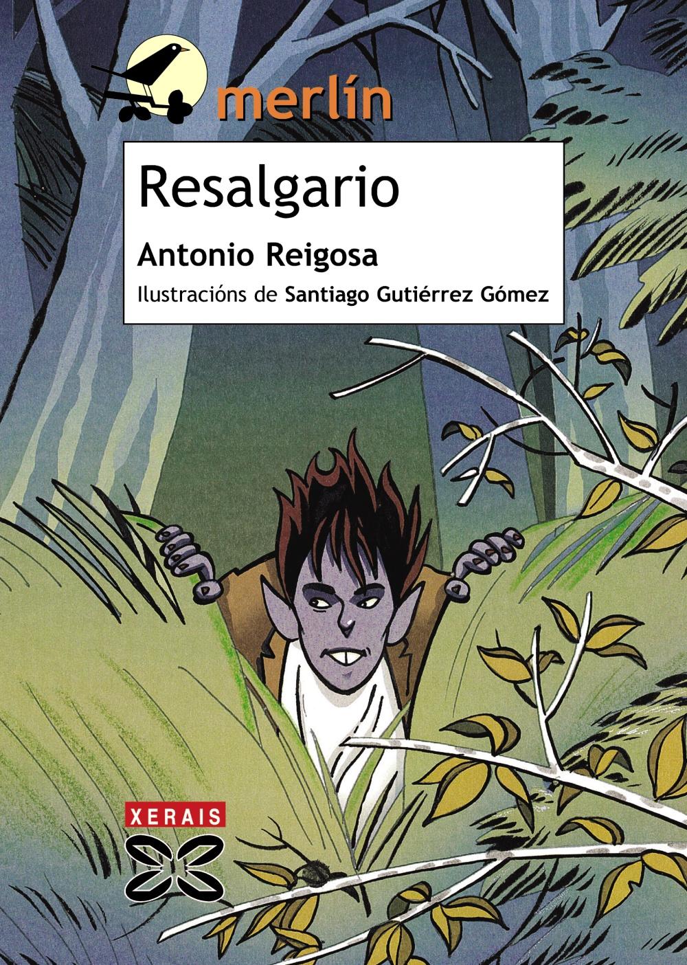 Resalgario (4ªed.) por Antonio Reigosa