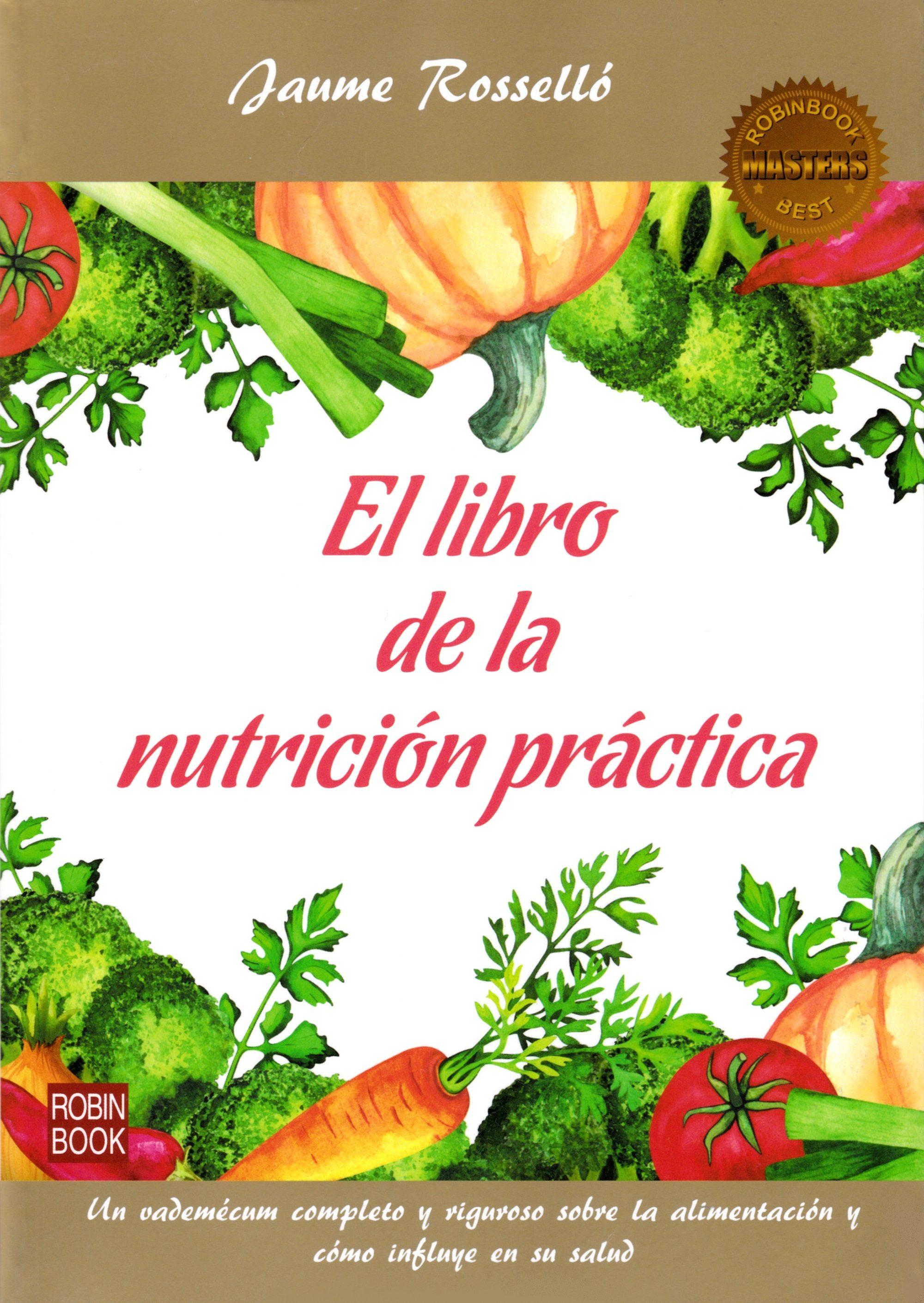 el libro de la nutrición practica-9788499175072