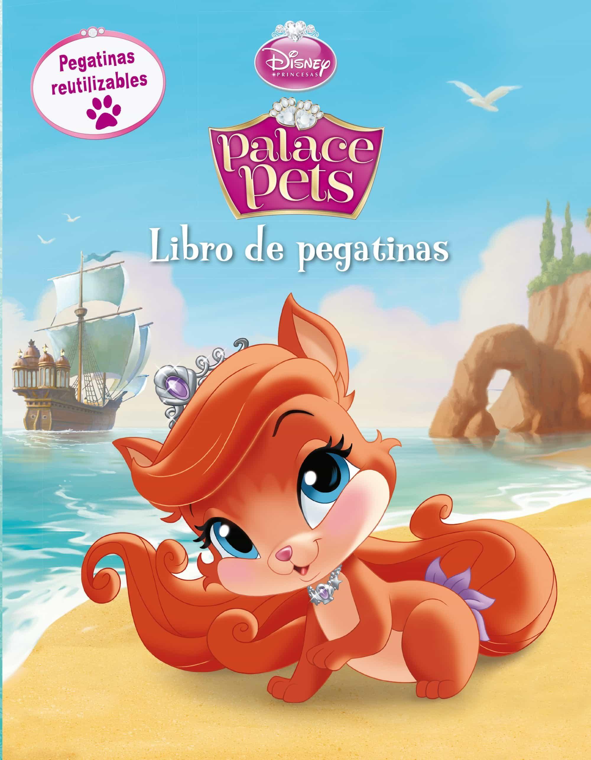 PRINCESAS. PALACE PETS. LIBRO DE PEGATINAS   WALT DISNEY   Comprar ...