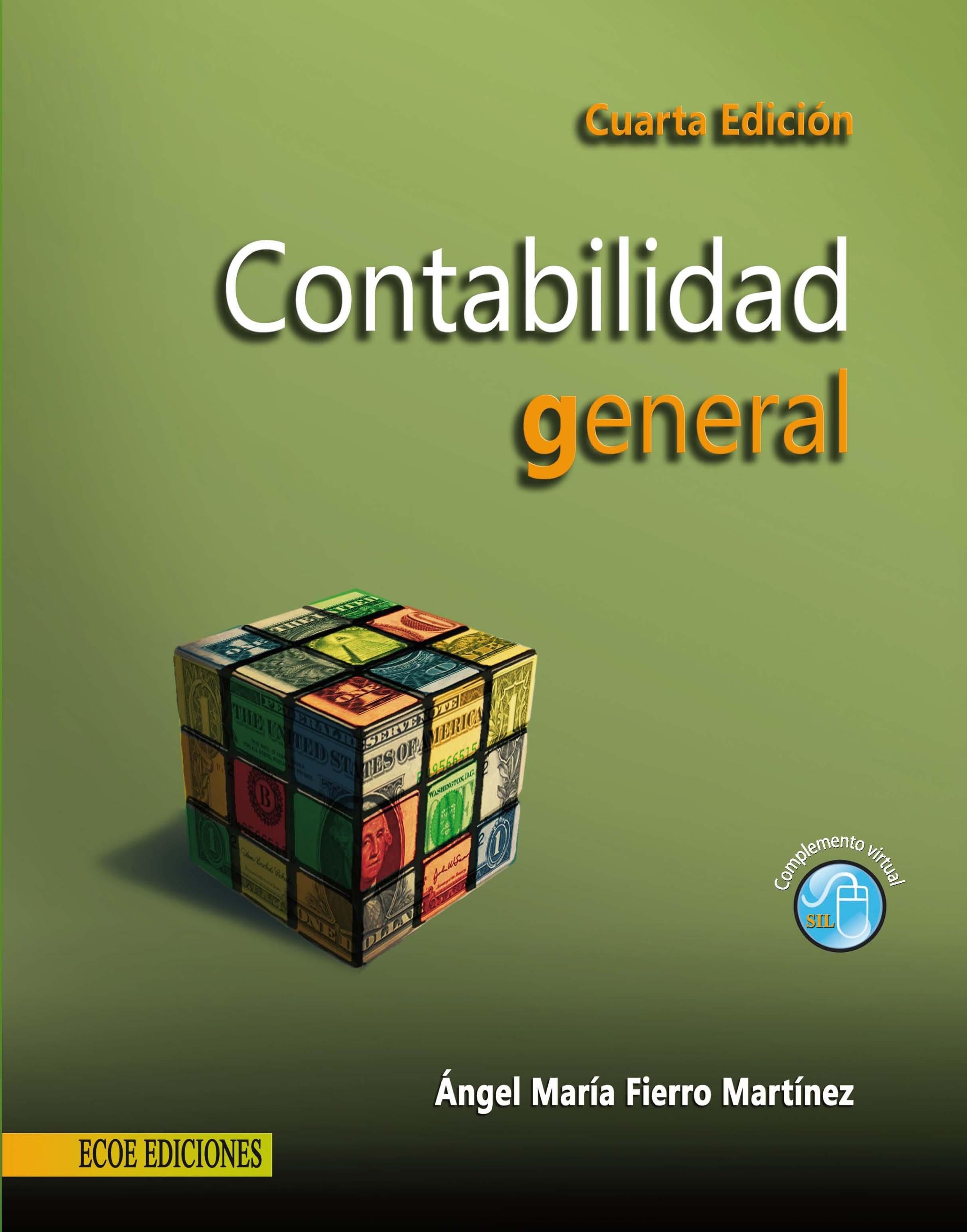 CONTABILIDAD GENERAL EBOOK | ÁNGEL MARÍA FIERRO MARTÍNEZ | Descargar ...