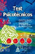 Test Psicotecnicos (2ª Edición Revisada 2010) por Javier Garcia Nuñez epub