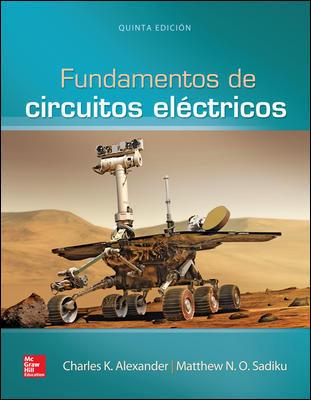 Fundamentos De Circuitos El 201 Ctricos Alexander Comprar