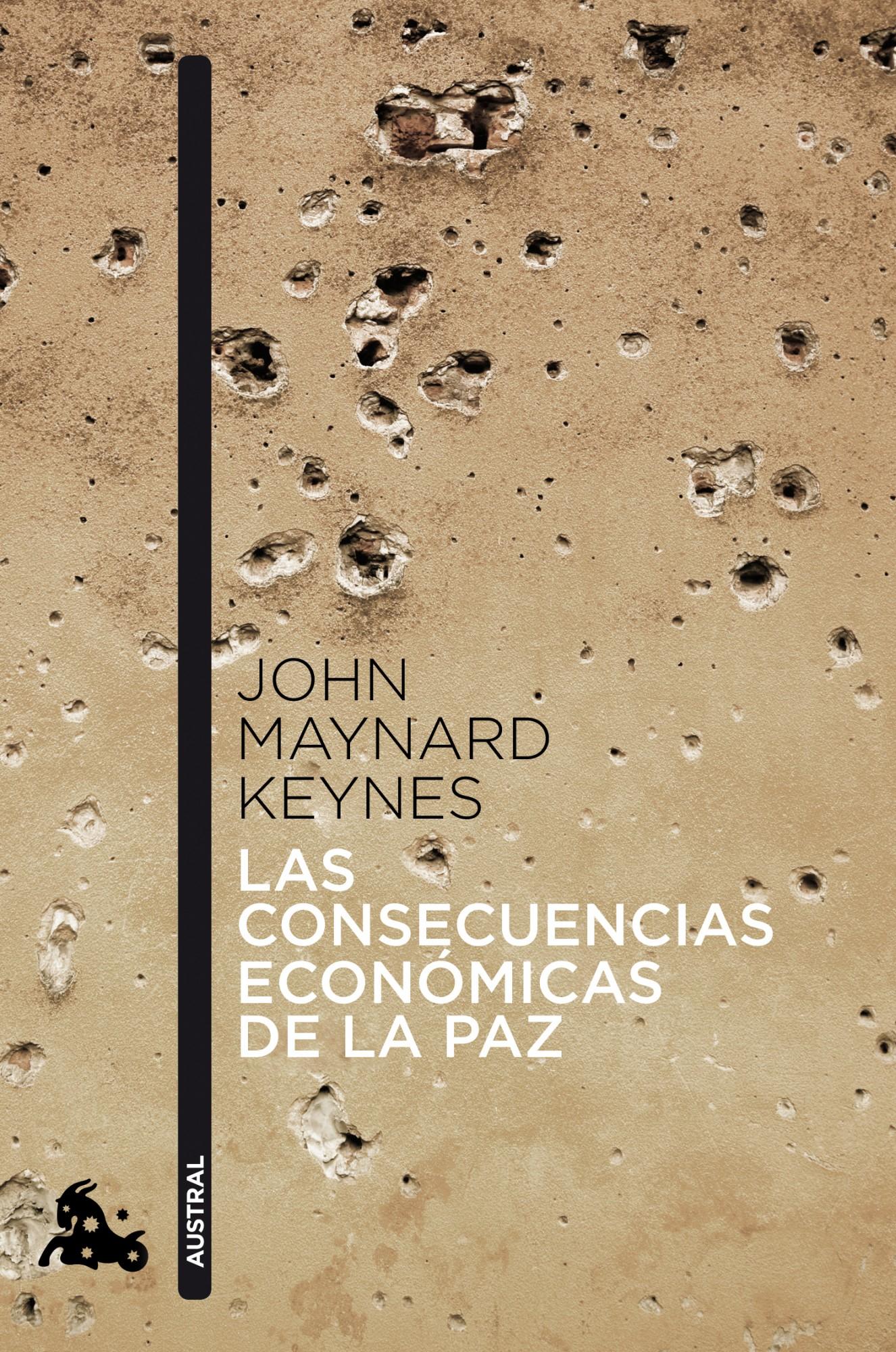 las consecuencias economicas de la paz-john maynard keynes-9788408041382